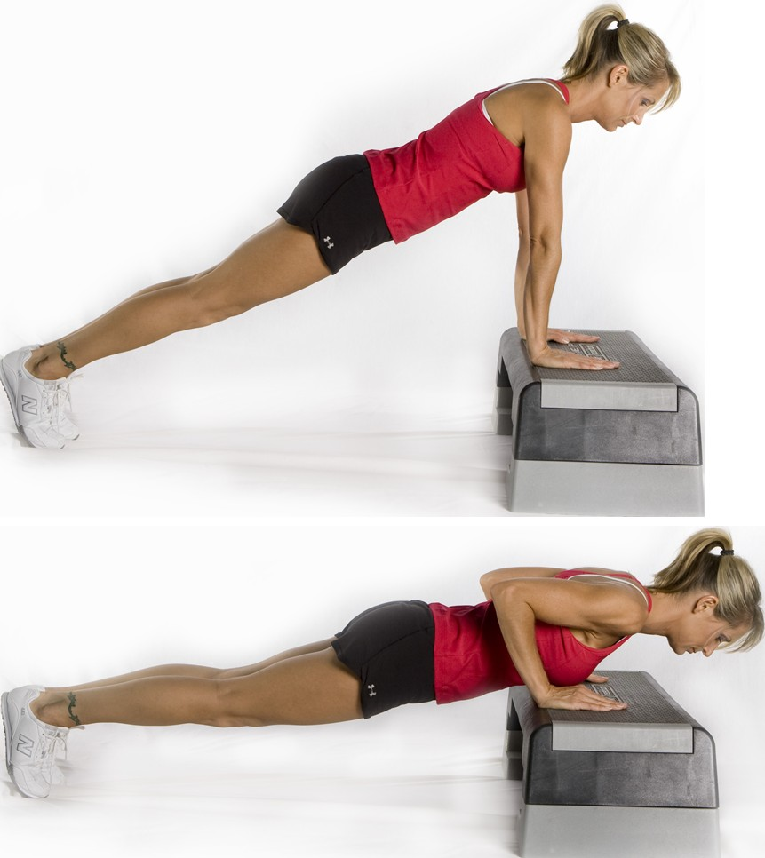 incline pushups
